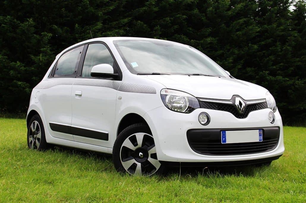 Renault Twingo 2016 vue AV