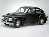 Volvo PV444-PV544 1944-1965