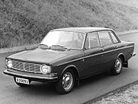 Volvo 140 1966-1974