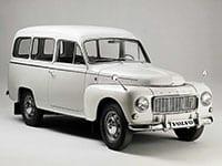 Volvo PV445-PV210 Duett 1953-1969