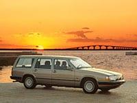 Volvo 760 Break 1985-1990