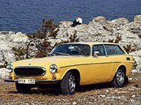 Volvo 1800ES Coupé 1971-1973