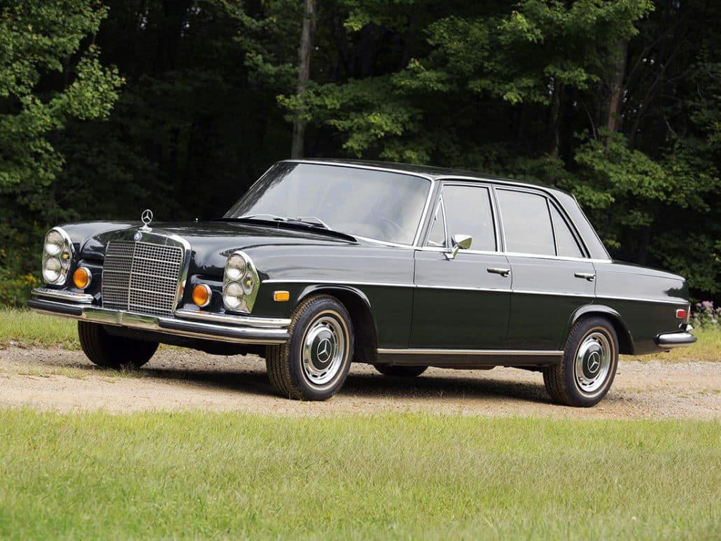 Populaire Mercedes-Benz et l'Amérique   Auto Forever CW98