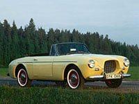 Volvo P1900 Sport Roadster 1956-1957