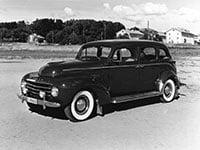 Volvo PV820 PV 830 Taxi 1948-1958
