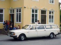 Volvo 245 Transfer Taxi Limousine 1977-1981