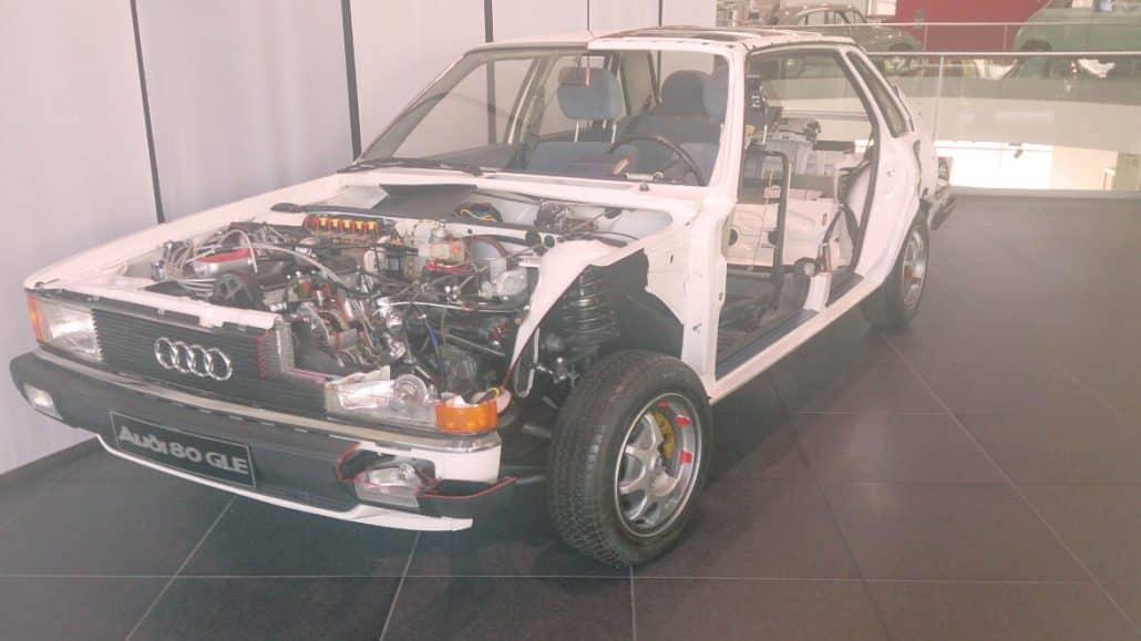 Le Mus 233 E Audi D Ingolstadt Auto Forever