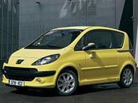 Peugeot 1007 2004-2010