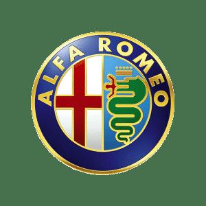 Tous les modèles du constructeur Alfa Romeo
