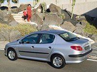 Peugeot 206 Sedan depuis 2006
