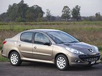 Peugeot 207 Sedan 2008-2014