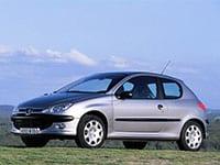 Peugeot 206 depuis 1998