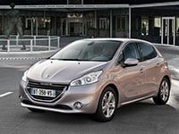 Peugeot 208 depuis 2011