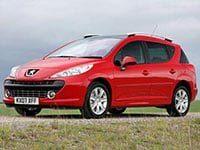 Peugeot 207 break 2007-2013