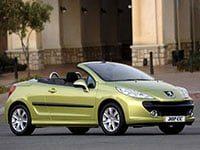Peugeot 207 CC 2007-2015