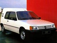 Peugeot 205 Multi 1986-1990