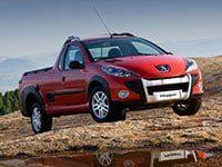 Peugeot Hoggar 2010-2014