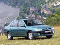 Peugeot 306 Sedan 1994-2002