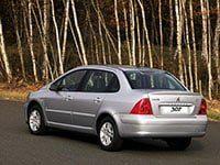 Peugeot 307 Sedan 2004-2011