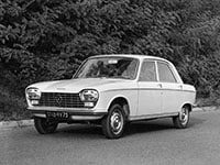 Peugeot 204 1965-1976