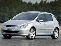 Peugeot 307 2001-2014