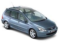 Peugeot 307 break 2002-2008