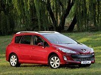 Peugeot 308 break 2008-2014