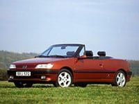 Peugeot 306 cabriolet 1997-2003