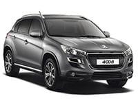 Peugeot 4008 depuis 2011