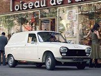 Peugeot 204 fourgonnette 1966-1976