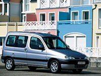 Peugeot Partner depuis 1996