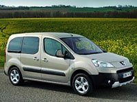 Peugeot Partner depuis 2008