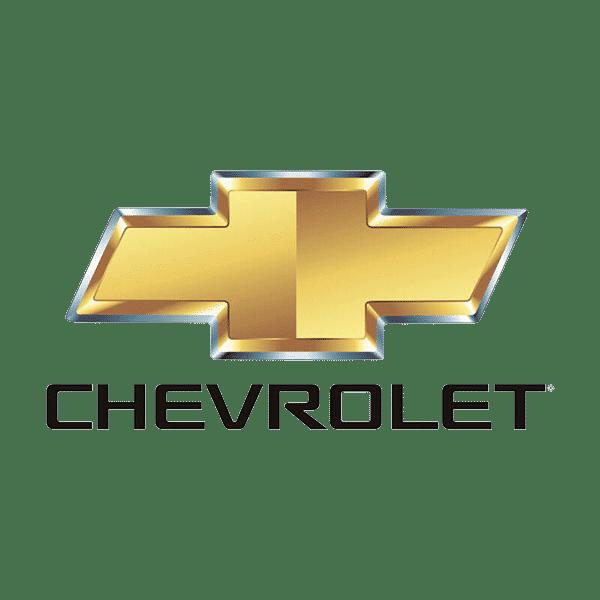 Tous les modèles du constructeur Chevrolet