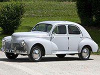 Peugeot 203 1948-1960