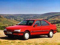 Peugeot 405 depuis 1987