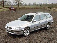 Peugeot 406 break 1996-2004