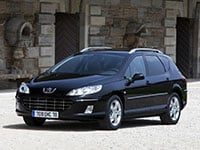 Peugeot 407 break 2004-2011