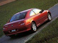 Peugeot 406 coupé 1996-2005