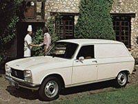 Peugeot 304 fourgonnette 1976-1980