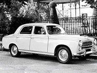 Peugeot 403 1955-1966