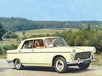 Peugeot 404 1960-1981