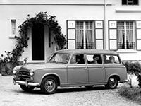 Peugeot 403 break 1956-1963