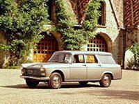 Peugeot 404 break 1962-1971