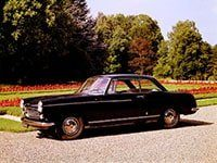 Peugeot 404 coupé 1962-1969