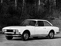 Peugeot 504 coupé 1969-1983