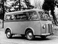 Peugeot D3/D4 1950-1965