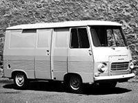 Peugeot J7 1965-1980