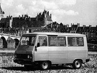 Peugeot J9 1980-2010