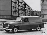 Peugeot 403 fourgonnette 1959-1963