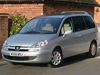 Peugeot 807 2002-2014